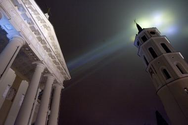 Tyrimas: ką slepia Vilniaus arkikatedros požemiai? (I dalis)