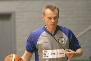 Geriausias sezono teisėjas – R.Brazauskas