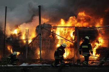 Vakar gaisruose žuvo du žmonės