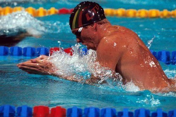 V.Janušaitis Europos plaukimo čempionate - septintas
