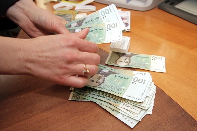 Seimo rinkimams surinkti 23 mln., išleisti 26 mln. litų