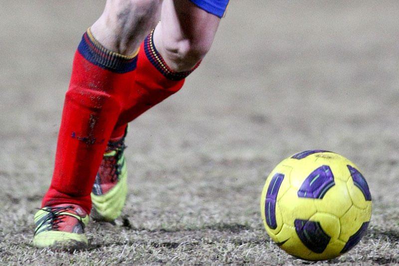 Pasaulio futbolo čempionai: žaisti Kauno stadione - kaip paplūdimyje