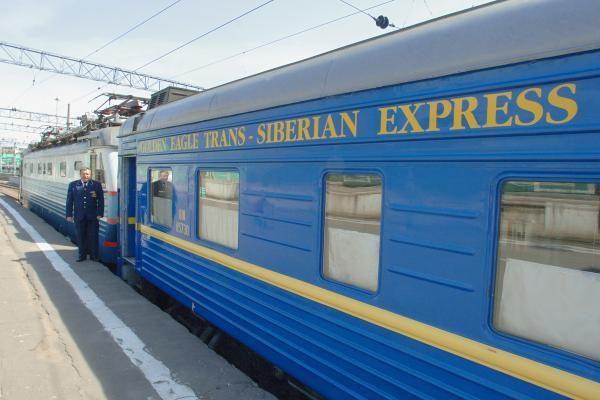 """Po Rusijos platybes – virtualiu traukiniu """"Maskva–Vladivostokas"""""""