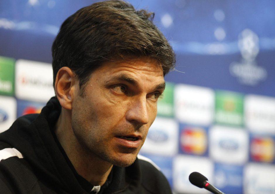 """Po pralaimėtų rungtynių """"Valencia"""" atleido vyriausiąjį trenerį"""