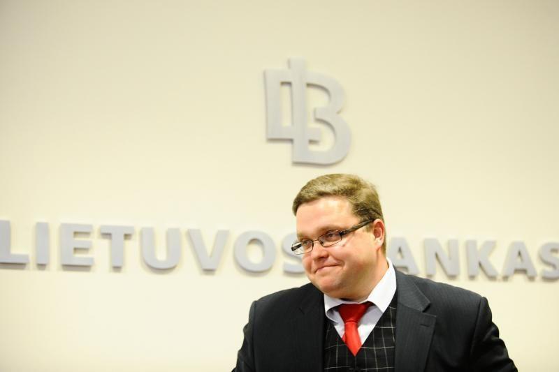 V. Vasiliauskas: Ūkio banko likimas paaiškės savaitgalį