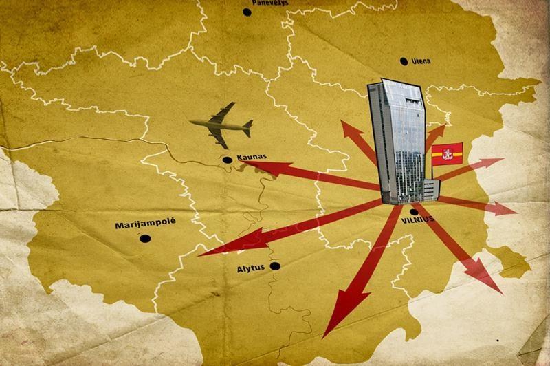 Vilniaus politikų kelionės: nuo Gdynės iki Bankoko