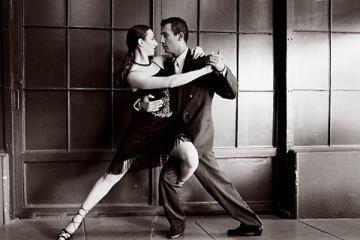 Tango ritmai Kauno senamiestyje