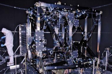 NASA: Išrasta unikali medžiaga orbitinio teleskopo gamybai