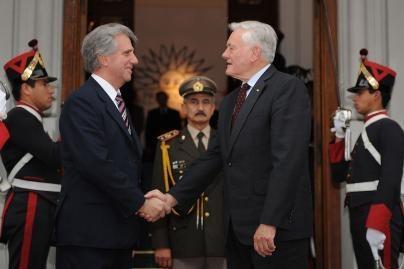 Prezidentas Urugvajuje pristatė Lietuvos verslo galimybes