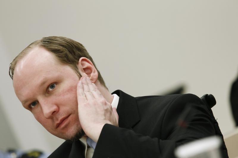 Ekspertai: ekstremisto A.Breiviko atakos Osle buvo galima išvengti