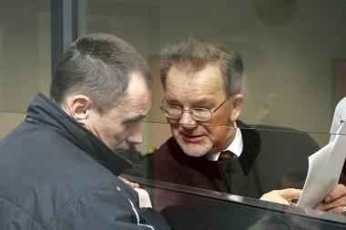 G.Petriko gynyba ketvirtą kartą bando nušalinti teisėją