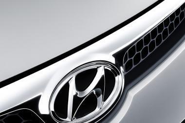 """Atletiškas """"Hyundai i20"""