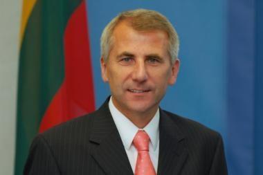 V.Ušackas žada ministerijos veiklos auditą