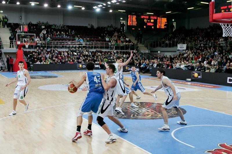 """Netikėtumas: """"Neptūno"""" krepšininkai baigė pasirodymą LKF turnyre"""