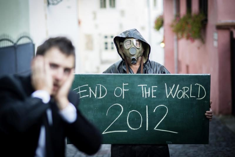 Tarp skaitomiausių straipsnių – pasaulio pabaigos prognozė
