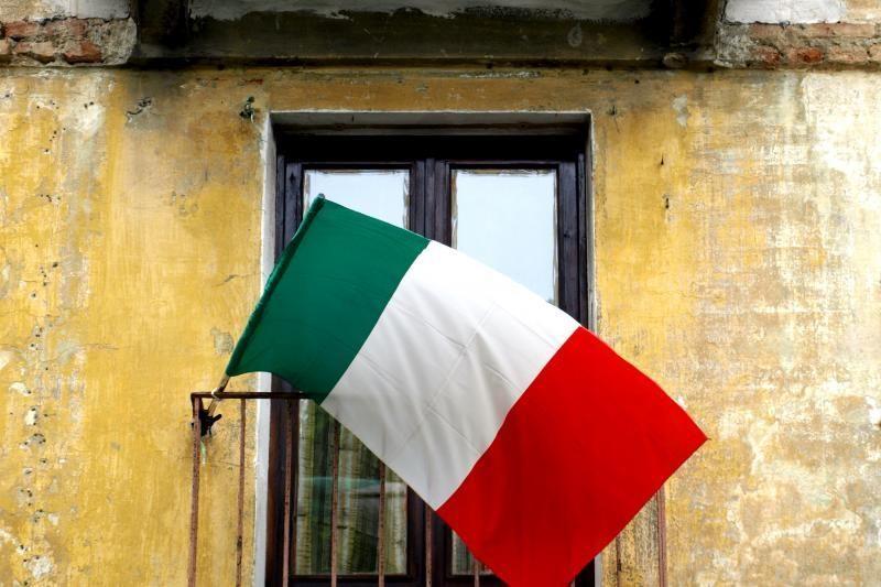 Italijoje atnaujintos derybos dėl vyriausybės