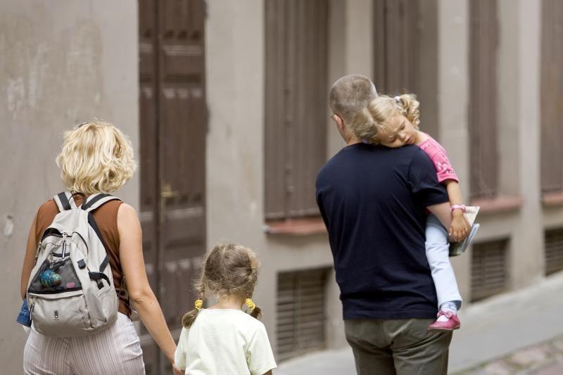I.Degutienė siūlys Konstitucijos pataisą dėl šeimos sampratos