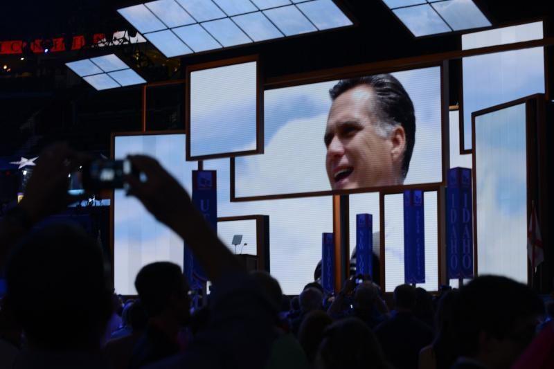M.Romney ir B.Obama kovoja dėl populiarumo
