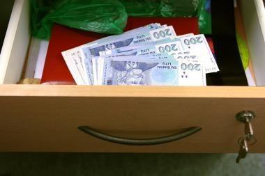 Sukčiavusiai įmonei teks sumokėti valstybei 200 tūkst. litų