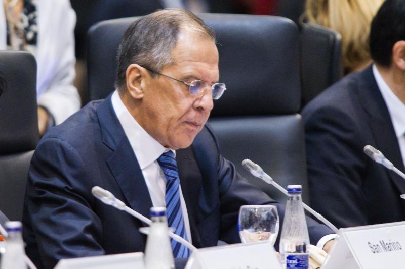 S.Lavrovas: Europa turi matyti kylančią neonacizmo bangą (papildyta)