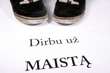 Nedarbas Kauno mieste ir rajone - 13,4 proc.