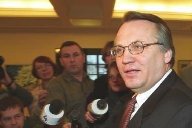 """M.Laurinkus: tariamo CŽV kalėjimo paieškos gali padaryti """"milžinišką žalą"""
