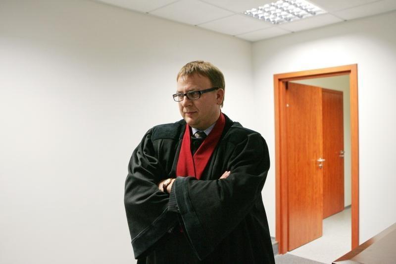D.Valys skyrė papeikimą prokurorui S.Verseckui