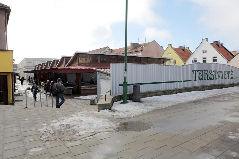 Prasideda Klaipėdos senojo turgaus vadovo paieškos