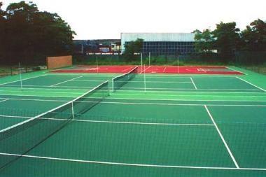 Gvidas Sabeckis pergalingai pradėjo ITF teniso turnyrą