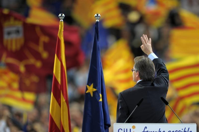 Katalonijoje prasidėjo vietos valdžios rinkimai