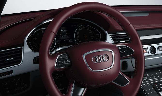 """Apklausa: už naują """"Audi A6"""" – 222 """"senukai"""""""