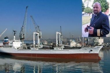 Derybos dėl pagrobto jūrininko iš Lietuvos stringa?