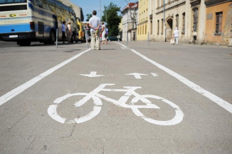 Geriausiais dviračių kultūros puoselėtojais pripažinti jonaviečiai