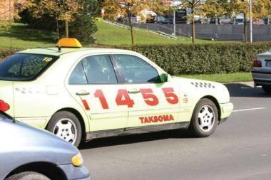 Vienakojo čigono auka – taksistas