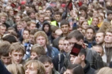 Varšuvoje ieškoma Vidurio Europos gyventojo tapatybės