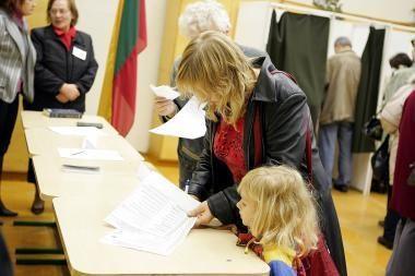 Prezidentė nepalaiko priešlaikinių Seimo rinkimų idėjos