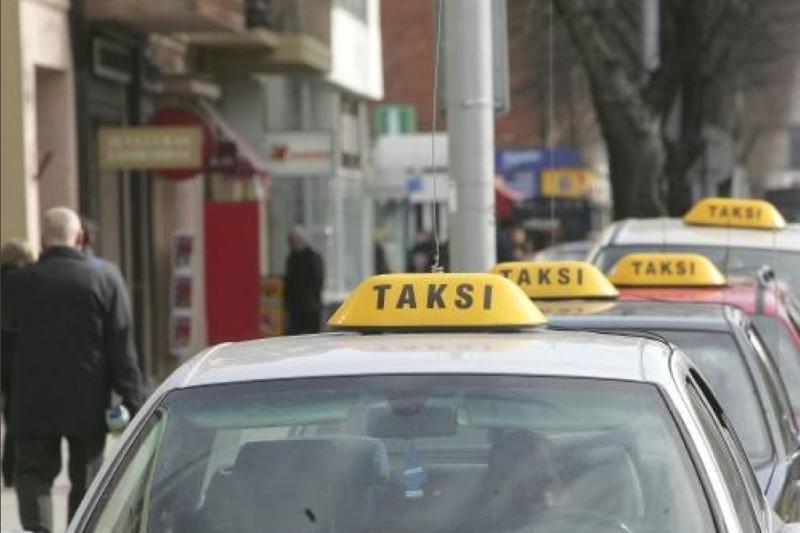 Per dieną Vilniuje - 11 taksi pažeidimų