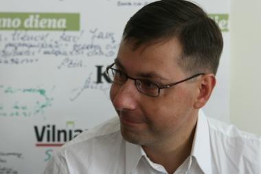 G.Steponavičius: verčiau skolintis studijoms nei butui
