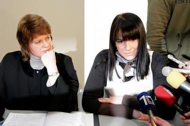 Į A.Ūso teismą L.Stankūnaitė neatvyks