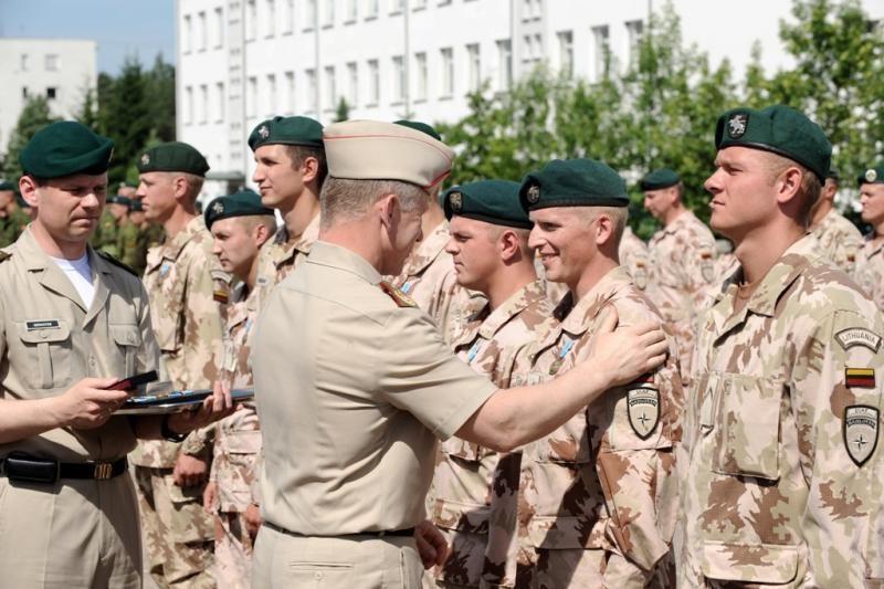 Pabradės poligone prasideda NATO pratybos