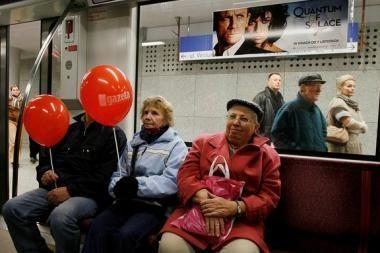Po 25 metų baigtos Varšuvos metro statybos