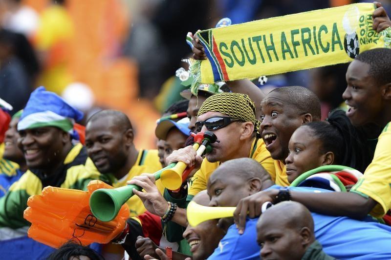 PAR prasidėjo Afrikos nacijų taurė (apžvalga)