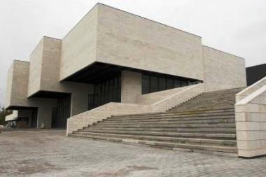 Nacionalinę galeriją atidarys laiku