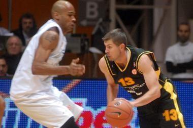 D.Slaninos komanda Italijos antrajame krepšinio divizione šešta