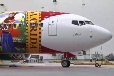 """Kaip gaminamas """"Boeing 737-700""""?"""
