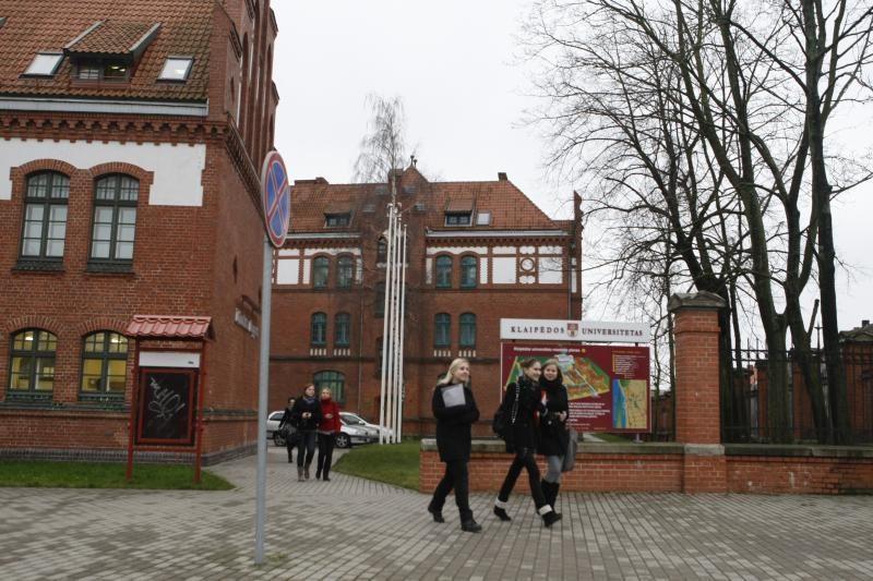 Klaipėdos universiteto laukia esminiai pokyčiai