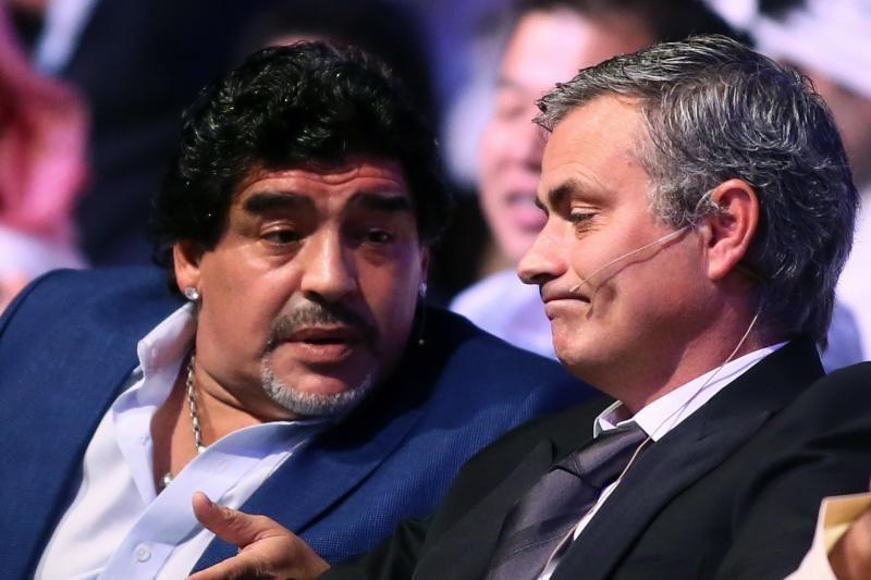 Futbolo legenda D. Maradona ketvirtą kartą tapo tėvu