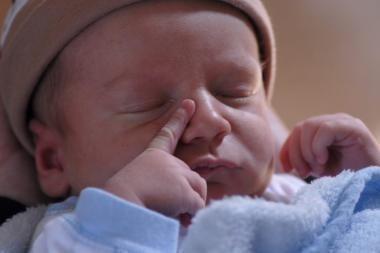 Ketvirtadalis vaikų Lietuvoje gimsta ne santuokoje