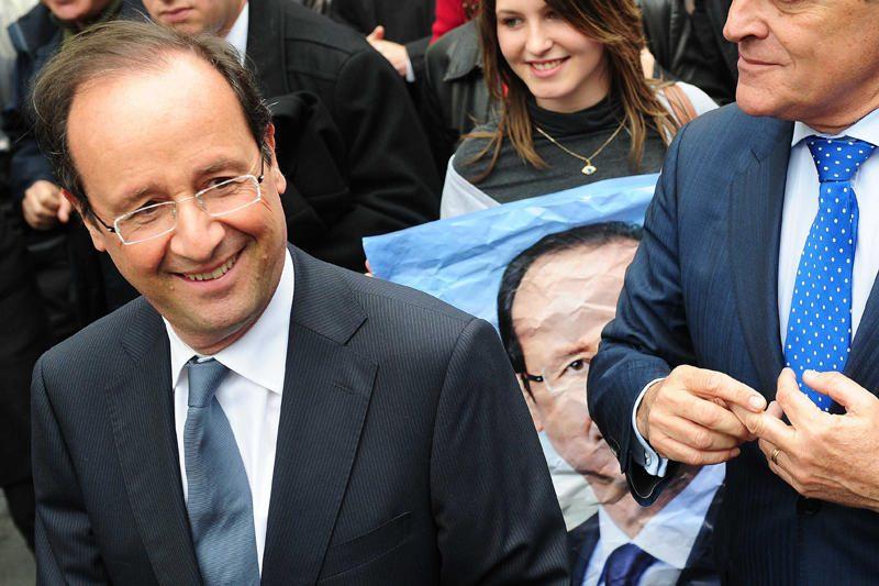 Prancūzija rengiasi balsuoti prezidento rinkimuose, agitacija liovėsi