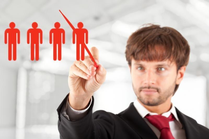 R.Lazutka spėja, kad   nedarbas mažės